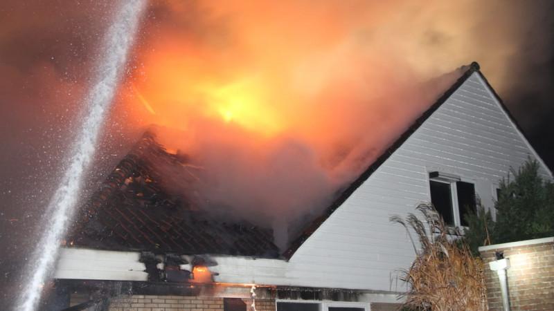 Brand Nieuwland Uitgeest