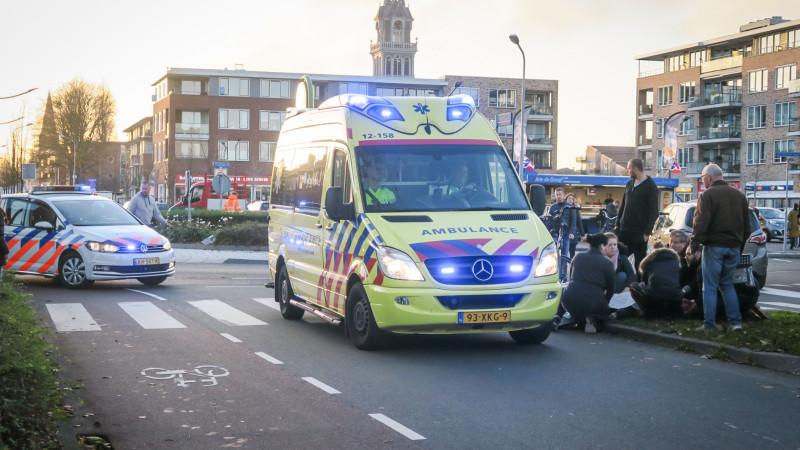 Fietser aangereden in Heemskerk