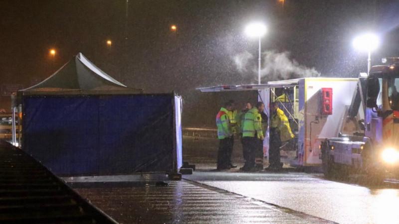 Twee doden na ongeval op A10 bij knooppunt Coenplein