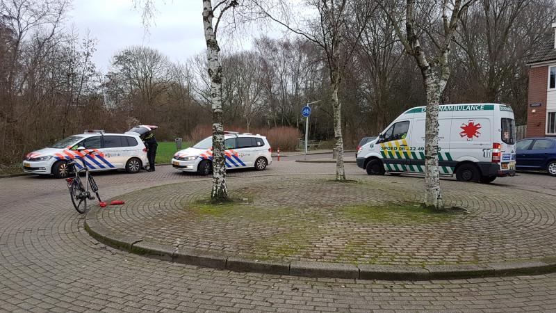 Meisje gebeten door rottweiler in Alkmaar