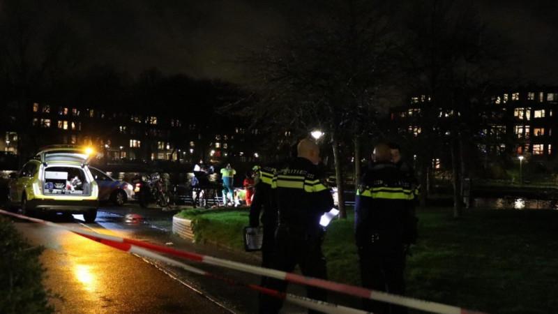 Man gewond bij steekpartij in Amsterdam West