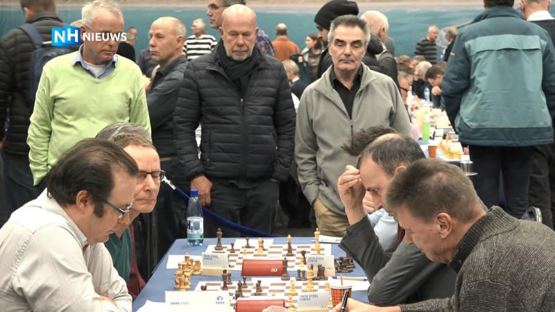 De gezichten van Tata Steel Chess