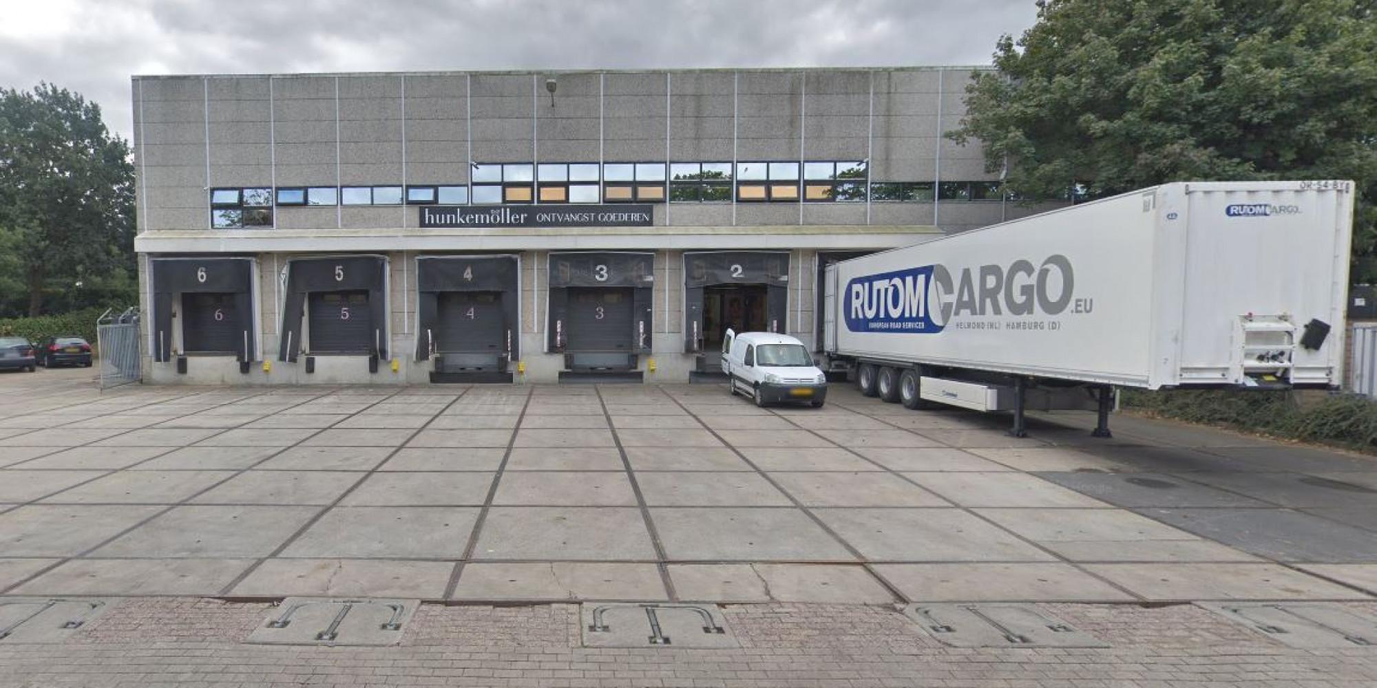 Distributiecentrum Hunkemoller Hilversum
