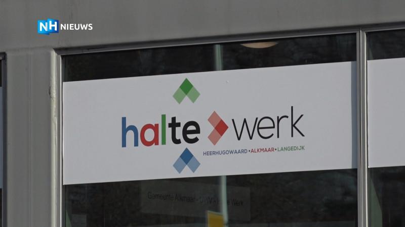 sociale dienst Halte Werk Alkmaar