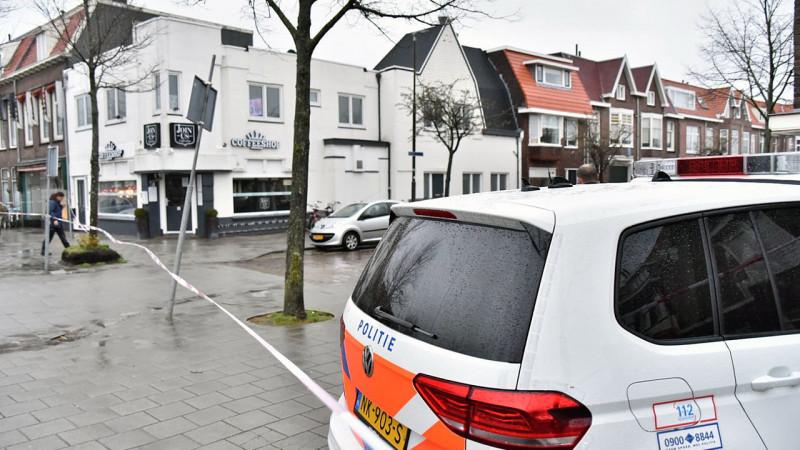 Coffeeshop Join Us Haarlem beschoten