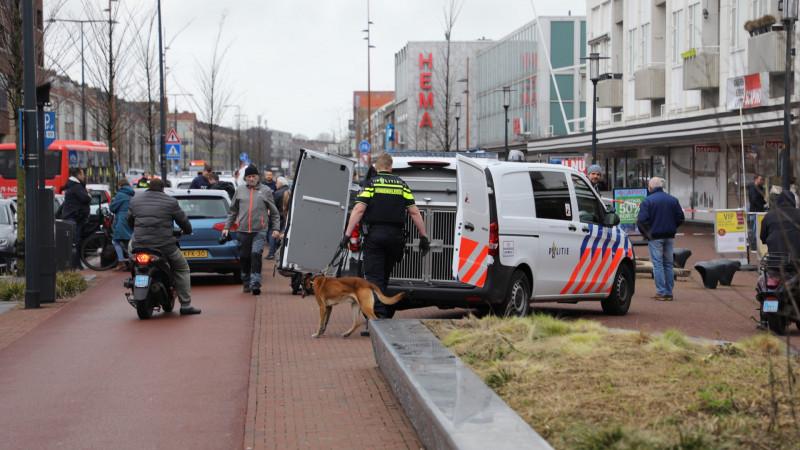 Overval Scapino IJmuiden