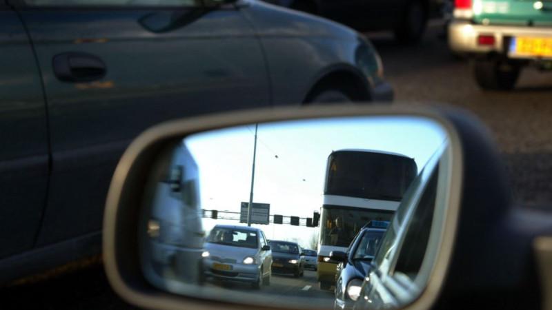 Verkeer op A4 vast na ongeluk op A10-zuid.