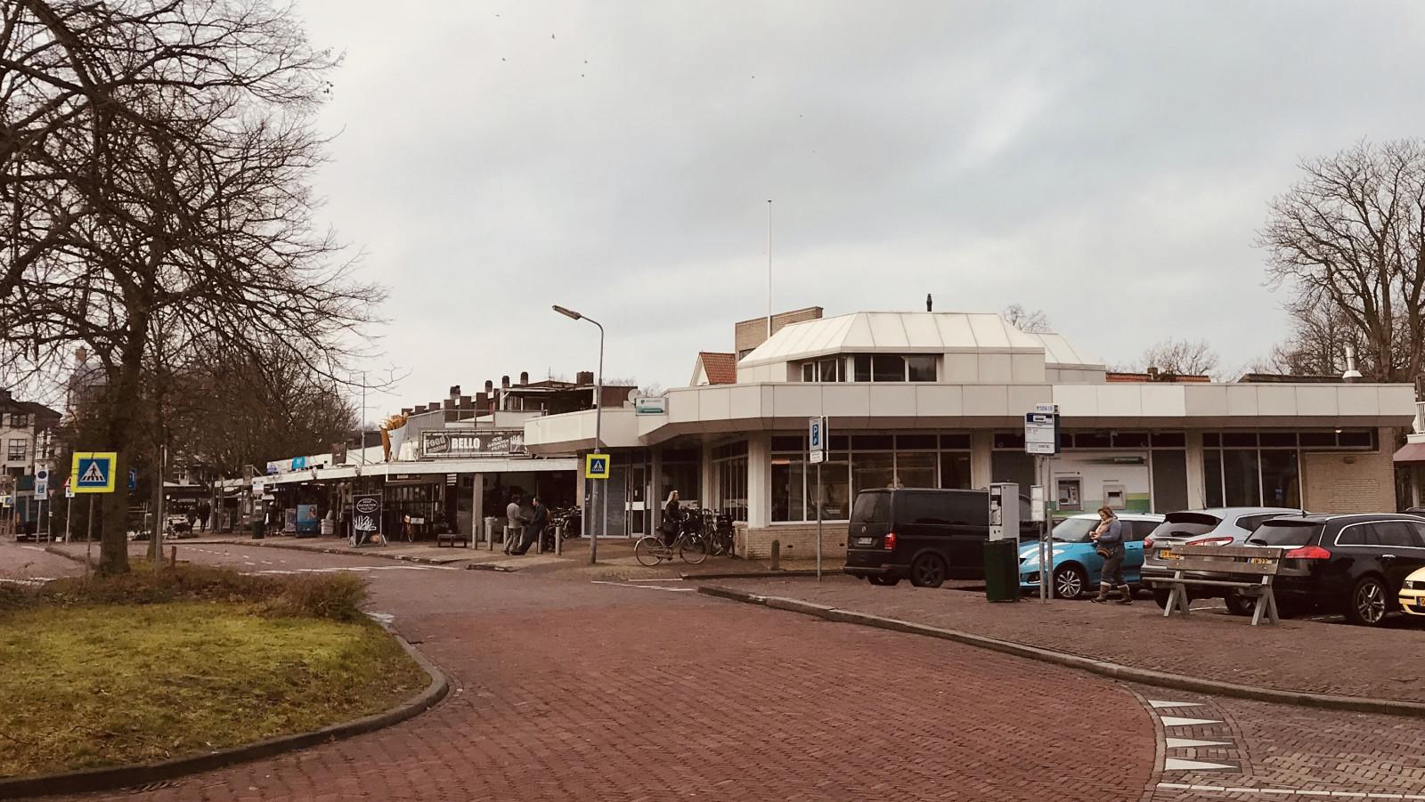 Goede Geen extra supermarkt in centrum Bergen: verplaatsing Aldi niet BC-04