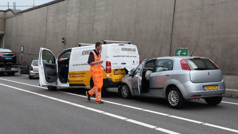 Ongelukken veroorzaken forse files: drukte op A9 en N201.