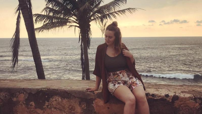 Itha loopt stage in Sri Lanka
