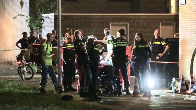 Vrouw zwaargewond na mishandeling in Amsterdam: 21-jarige man aangehouden