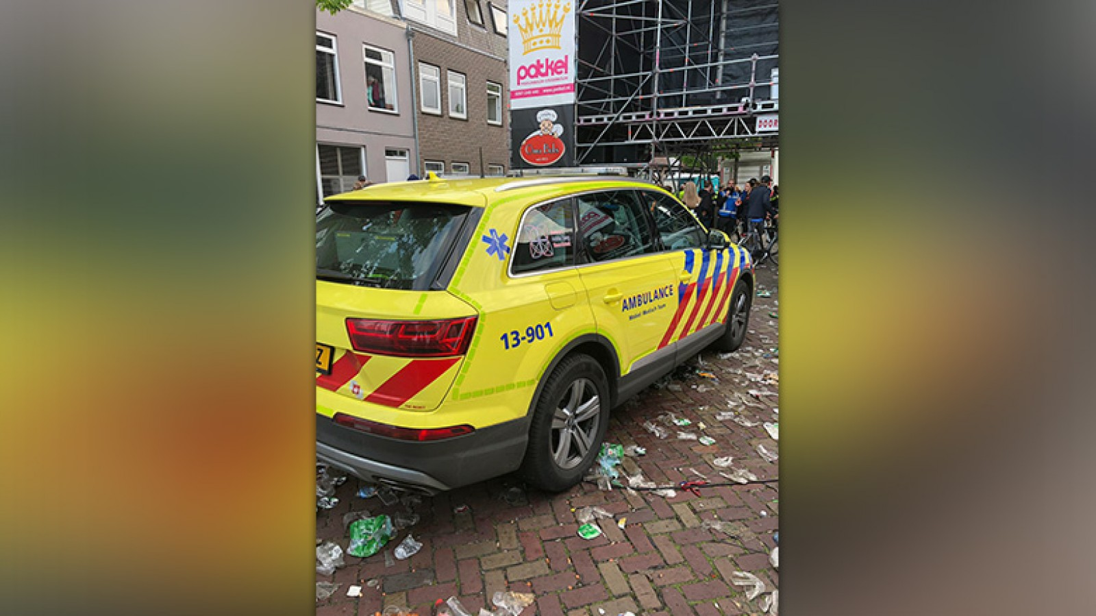 1eff1f7fd7050d Jongen zwaargewond geraakt in Amstelveen, vermoedelijk door vallend ...