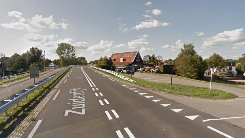 Motorrijder overleden bij ongeluk met vrachtwagen op N307.