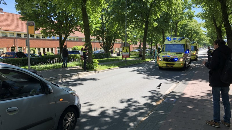 Kind aangereden in Hilversum