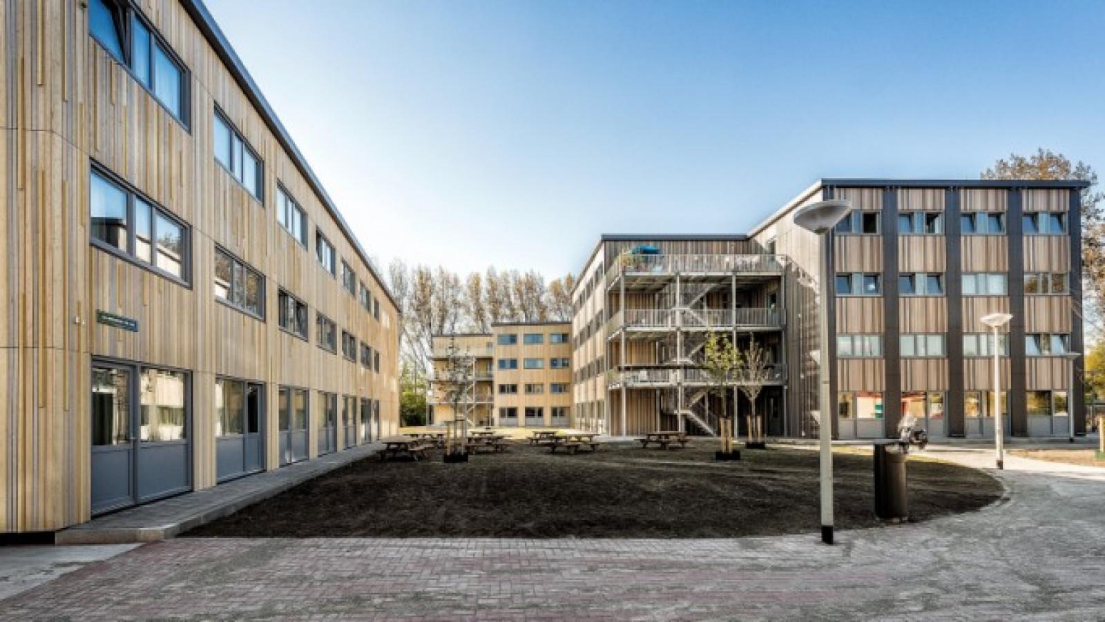 Mini-woningen Elzenhagen