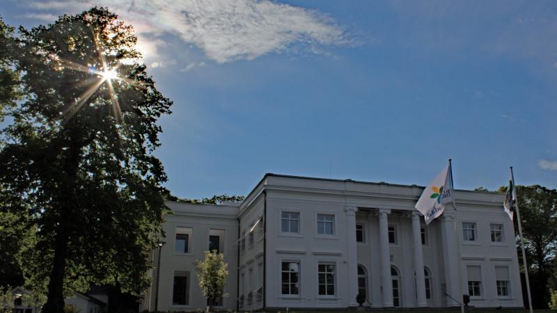 Gemeentehuis van Bloemendaal