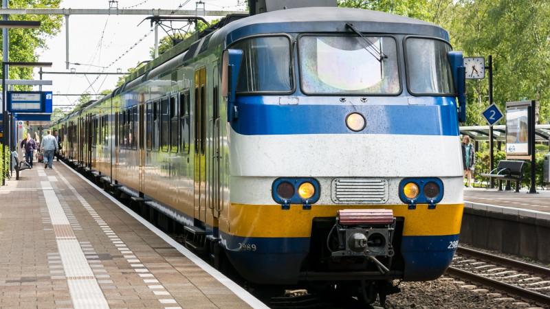 Geen treinen van en naar Hilversum door aanrijding, NS zet stopbussen in.