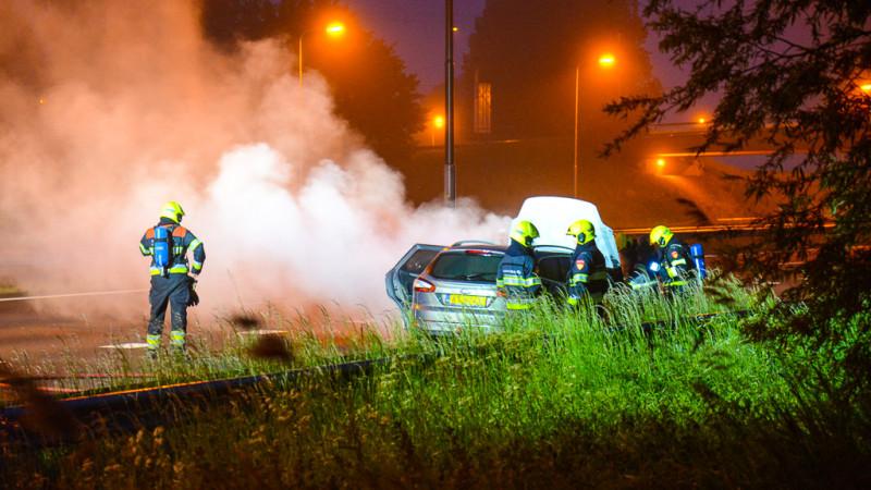Autobrand A9 Beverwijk
