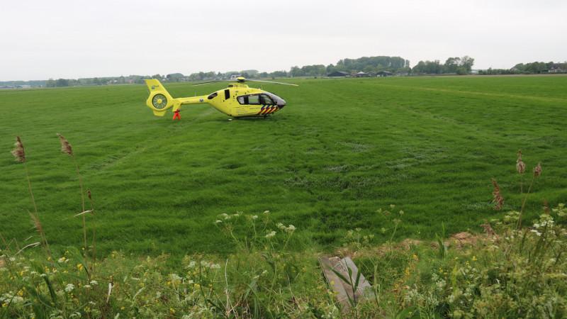 Gewonde bij aanrijding in Nederhorst den Berg