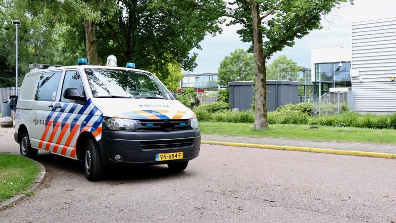 Schietongeluk politie trainingscentrum