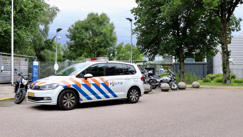 Politie trainingscentrum schietongeluk