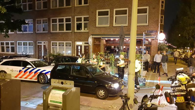 Achtervolging Amersfoort Amsterdam