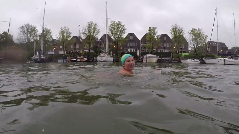 frisse duik Susan Houbraken