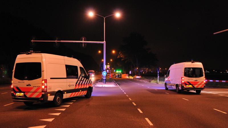 Dode bij ernstig ongeluk in Heerhugowaard.