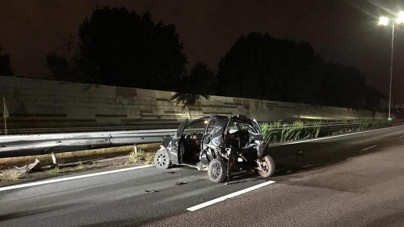 Twee vrouwen die zwaargewond raakten door ongeluk, werden aangereden door dronken automobilist.