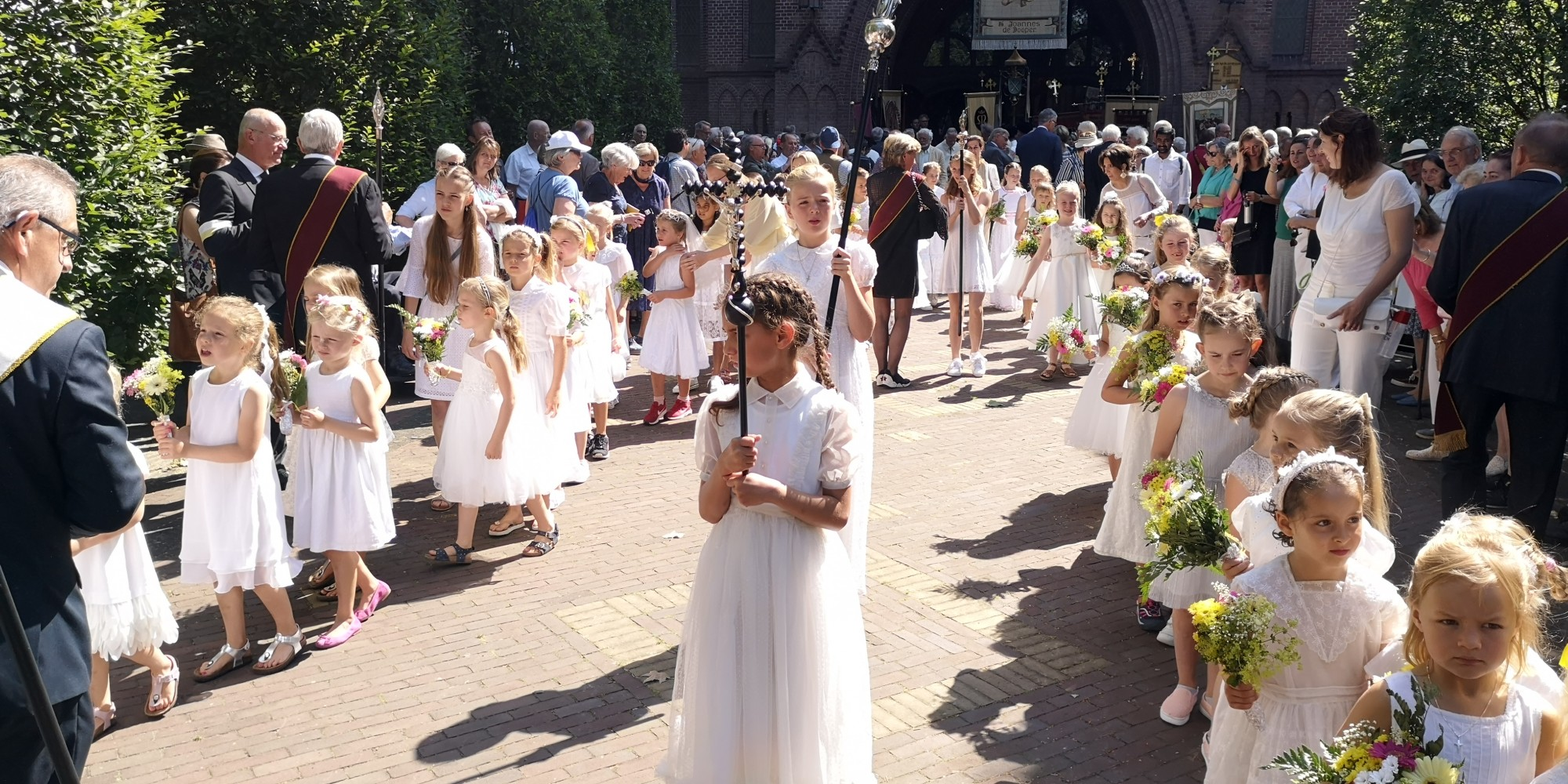 St Jans processie 2019