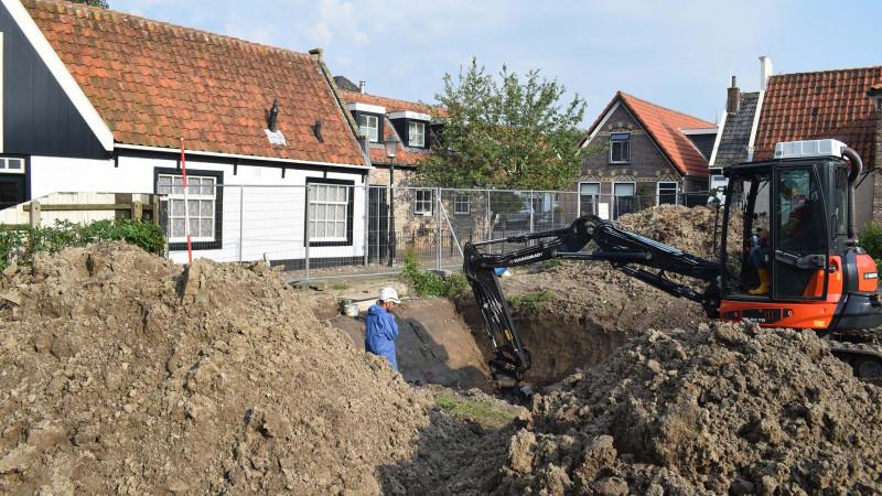 Archeologische vondsten Texel