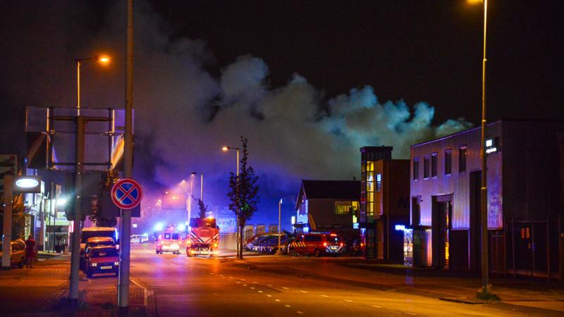 Brand Beverwijk