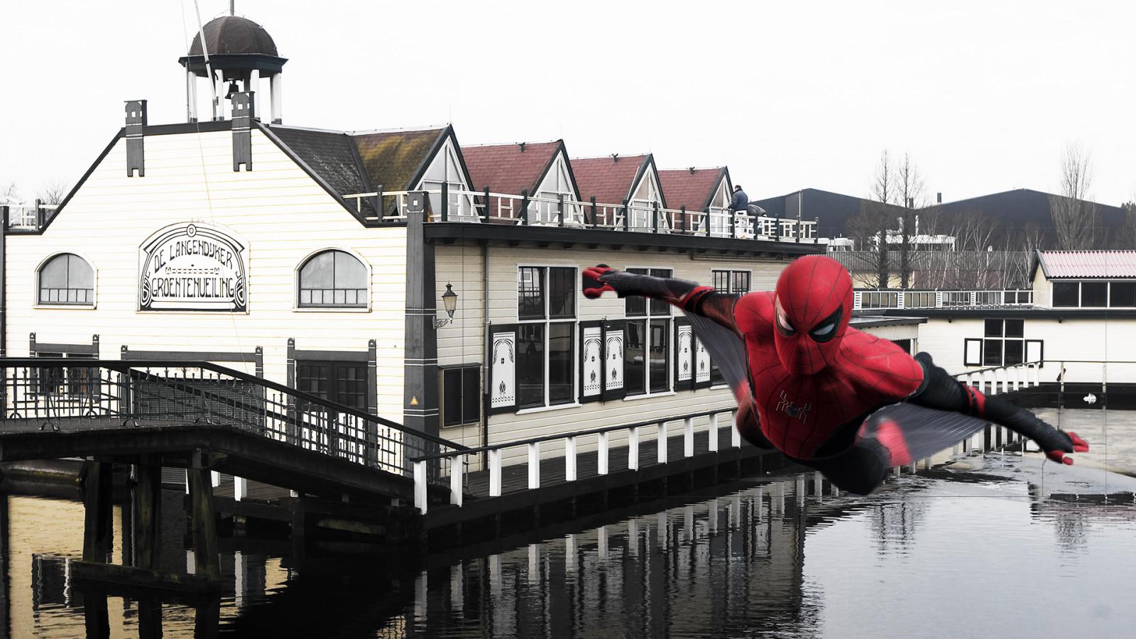 Wist je dat? Broek op Langedijk te zien in wereldberoemde blockbuster Spider-Man