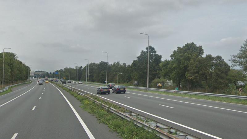 Ongeluk op A9 bij Uitgeest: file opgelost.