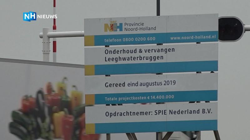 Leeghwaterbrug Alkmaar (juli 2019)