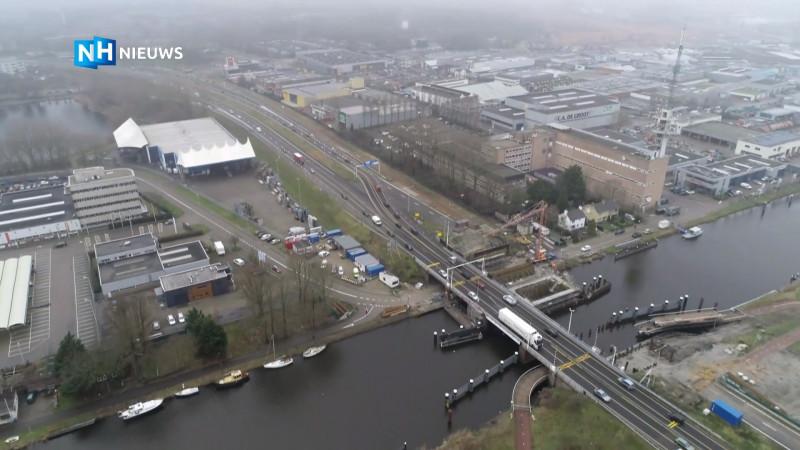 Leeghwaterbrug Alkmaar (feb 2019)