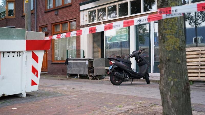 Scooterrijder zwaargewond bij eenzijdig ongeluk in Den Helder.