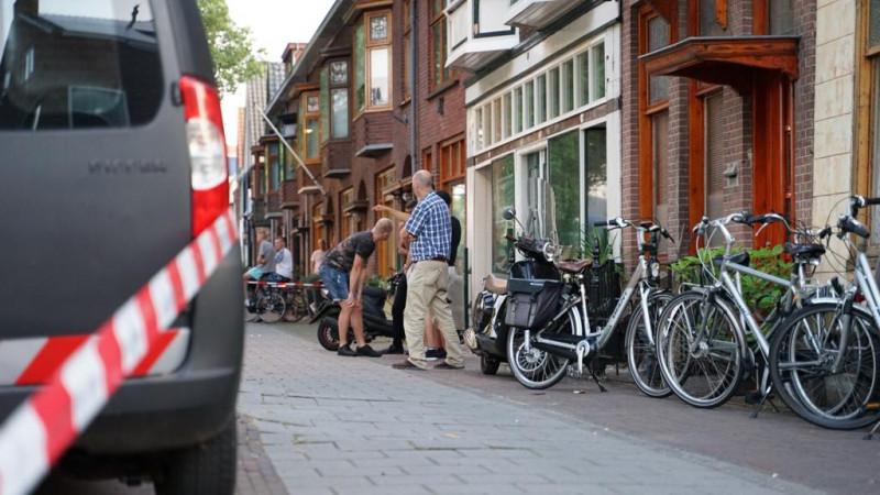Scooterrijder zwaargewond in Den Helder
