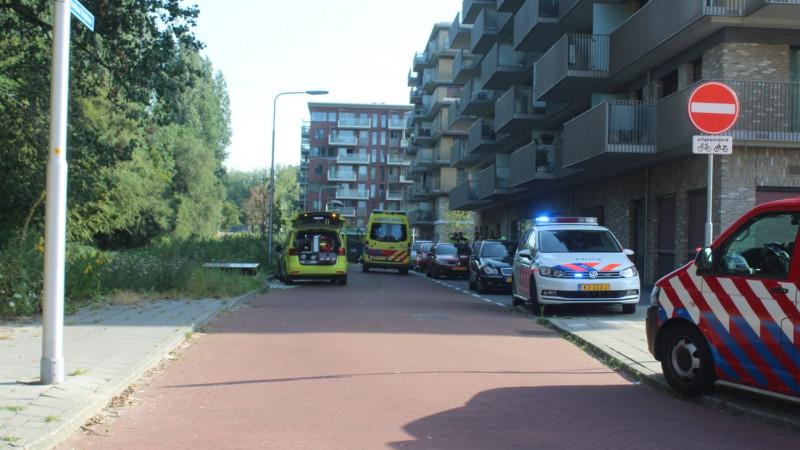 Keukenbrand appartement Amstelveen