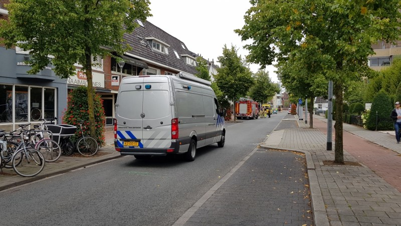 EOD arriveert Hilversum
