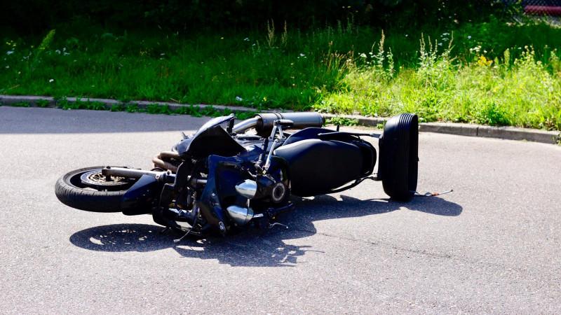 Motorrijder zwaargewond bij ongeluk Zaandam.
