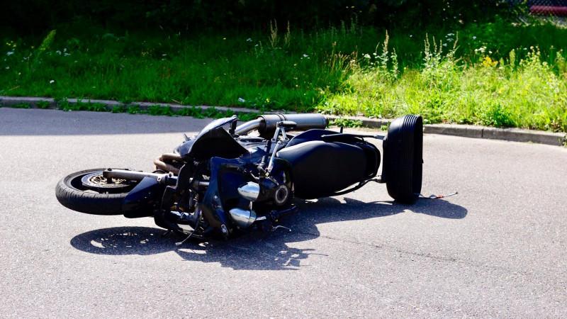 Motorrijder overleden na ernstig ongeluk in Zaandam.
