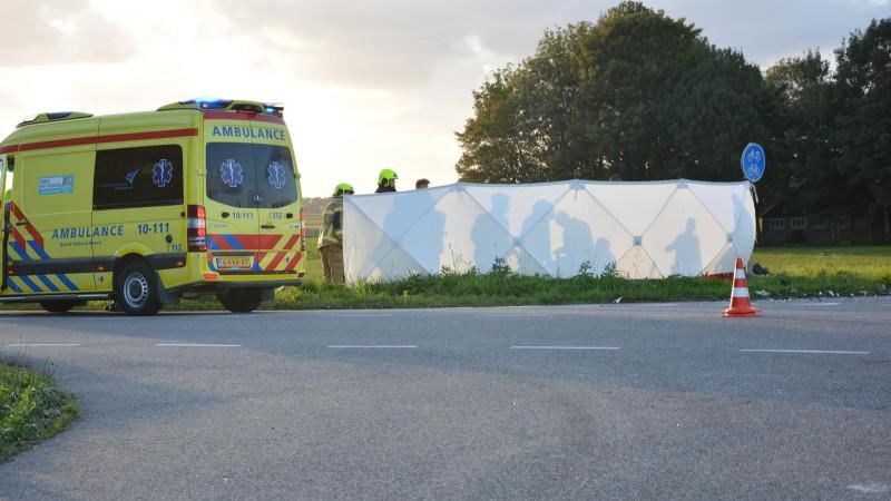 Vier gewonden bij ernstig ongeluk in Slootdorp