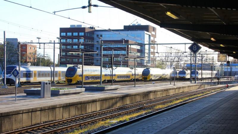 Geen treinverkeer tussen Uitgeest en Alkmaar door ongeval.