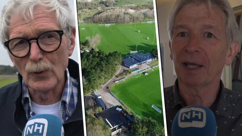 Vreugde en verdriet om streep door plannen nieuw voetbalcomplex Egmond aan den Hoef