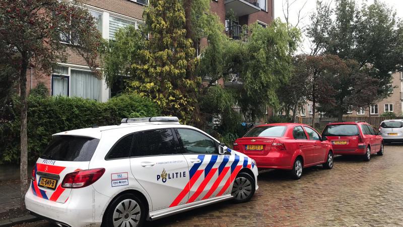 Woning beschoten Hilversum
