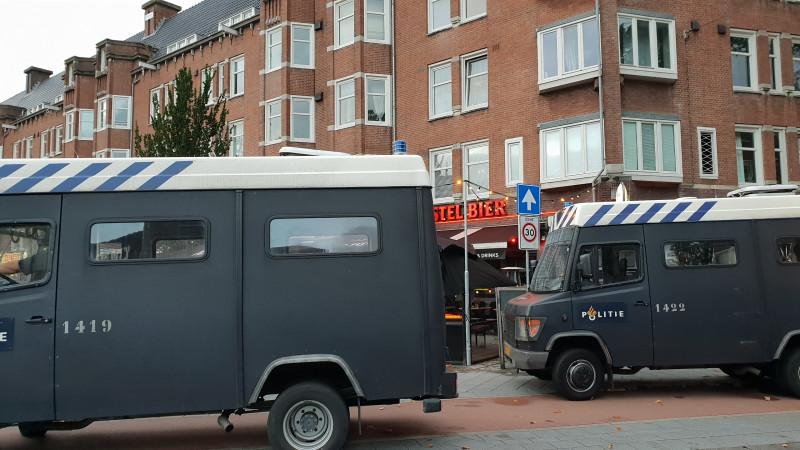 Politie voorkomt confrontatie Ajax- en Groningensupporters