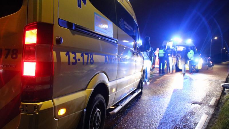Fietser zwaargewond na ongeval aan de Vuurlijn.