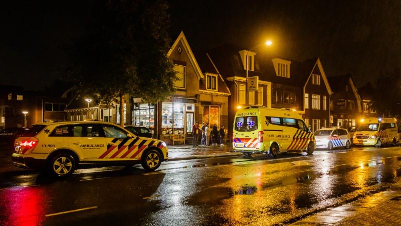 Fietser ernstig gewond bij ongeluk in Wormerveer.