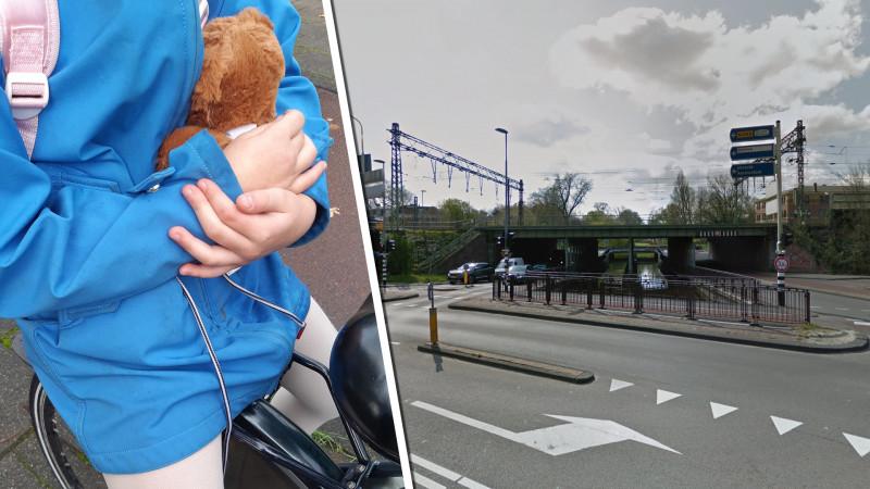 Meisje aangereden in Haarlem: automobilist rijdt door.
